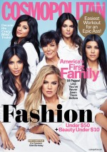 This is the 6 Kardashians/Jenners Photographed Together for the First Time in 4 Years